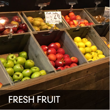Fresh Fruit
