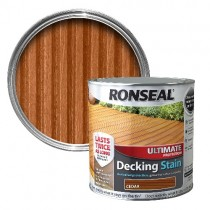 Ceadr - Ronseal Ultimate Decking Stain 2.5L
