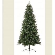 Fairmont Fir Glitter Tip Artificial Tree