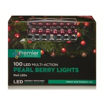100 Red Multi-Action Berry Light