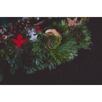 Christmas Wreath Making Evening Workshop - Thursday 5th December