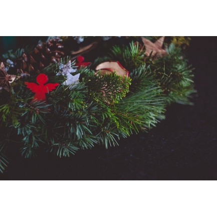 Christmas Wreath Making Evening Workshop SOLD OUT