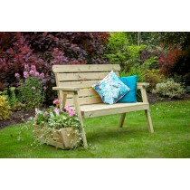 Tom Chambers Natures Range Hetton Bench (Only Available In Store)