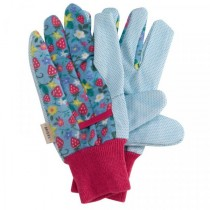 Garden Dotty Grips M8 Gardening Gloves