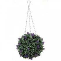 30cm Topiary Lavender Ball