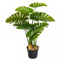 89cm Artificial Swiss Cheese Plant