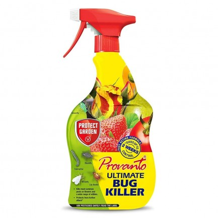 Provanto Ultimate Bug Clear - Ready To Use 1 Litre
