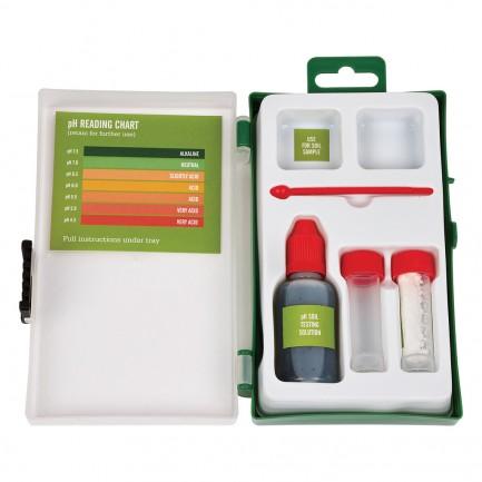 Soil pH Testing Kit