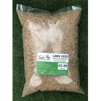 Gordon Rigg Grass Seed - Without Ryegrass 900g