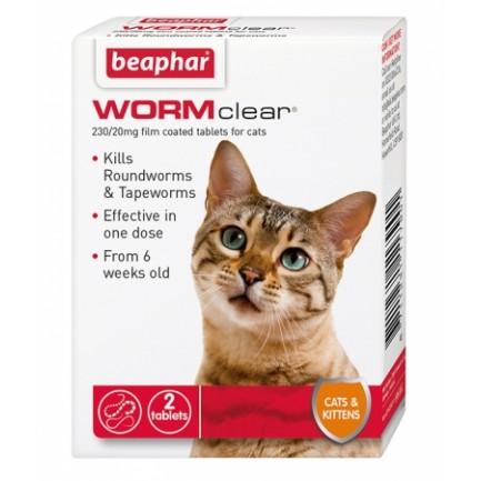 Beaphar WORMclear for Cats & Kittens