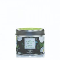 Jasmine & Tuberose - The Scented Home Tin Candle