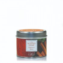 Oriental Spice - The Scented Home Tin Candle