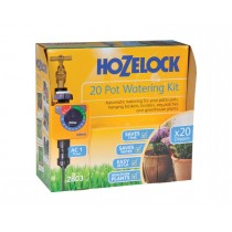Hozeloack 20 Pot Automatic Watering Kit