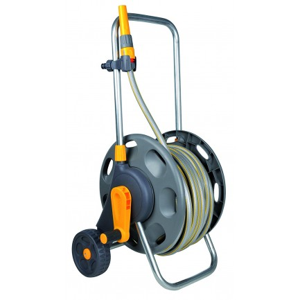 60m Assembled Hose Cart with 50m Hose