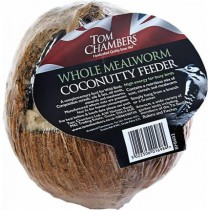 Tom Chambers Coconut Whole With Mealworm