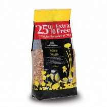 Tom Chambers Nice Nuts 2kg with 25% Free