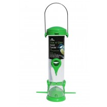 Tom Chambers 4 Port Click 'n' Click Seed Feeder