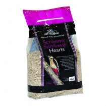 Tom Chambers Scrummy Sunflower Hearts 2kg with 25% Free