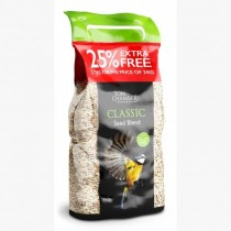 Tom Chambers Classic Seed Blend 3kg with 25% Free