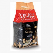 Tom Chambers Nyger Nibbles 1.5kg with 33% Free