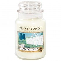 Yankee Candle - Clean Cotton