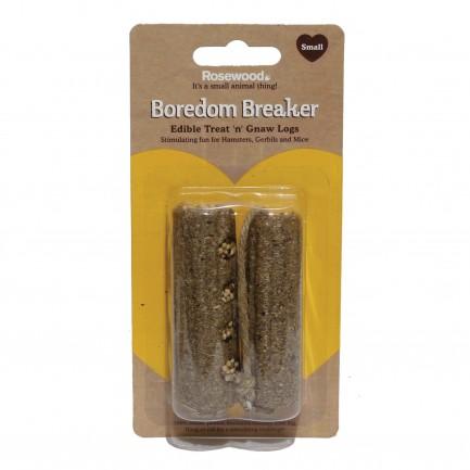 Rosewood Boredom Breaker Edible Treat n Gnaw Logs Large