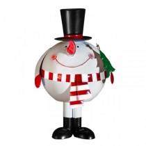 24cm Wobbly Snowman