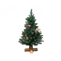 75CM Frosted Sherwood mini Artificial Tree