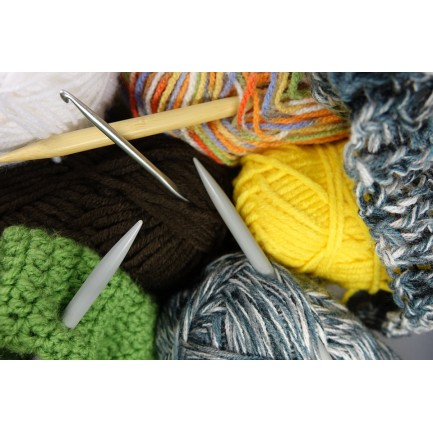 Learn to Crochet: A Complete Beginners Guide -SOLD OUT