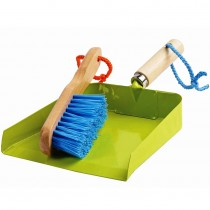 Kids Dust Pan And Brush