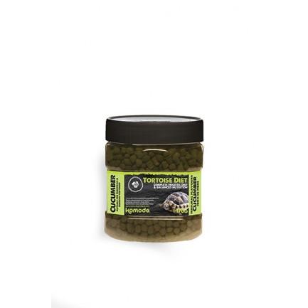 Komodo Cucumber Flavour Tortoise Diet 170g