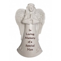 Special Nan Praying Angel Memorial Statue