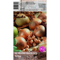 50 Yellow Onion Sets Turbo