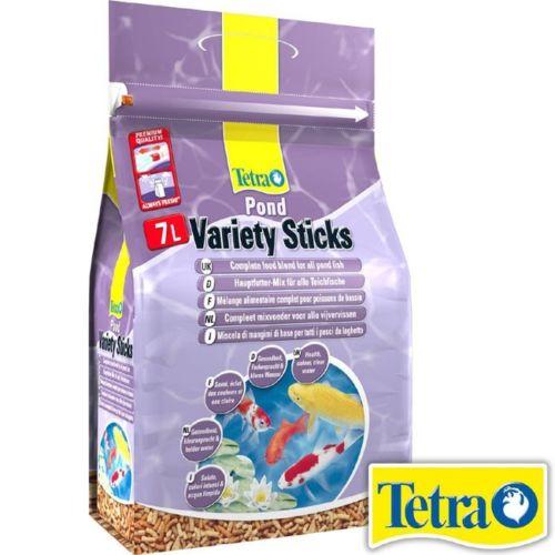 Tetra pond variety sticks 7l for Gordon fish sticks