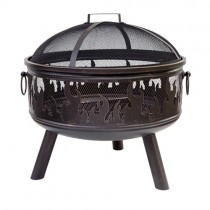 La Hacienda Wildfire Fire Pit