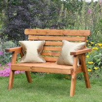 Tom Chambers  Small Hetton Bench (Only Availabe In Store)