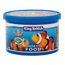 King British Marine Fish Food 28g