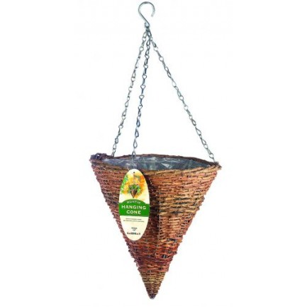 Rustic Hanging Cone