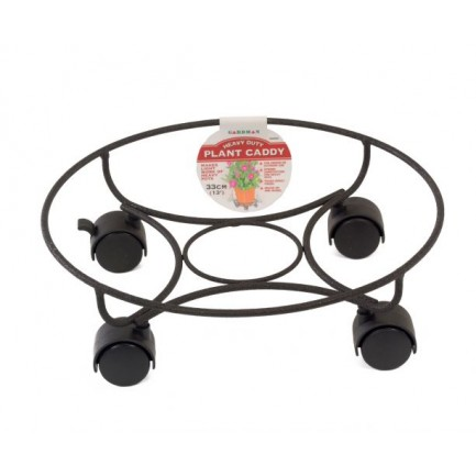 Heavy Duty Plant Caddy - Round