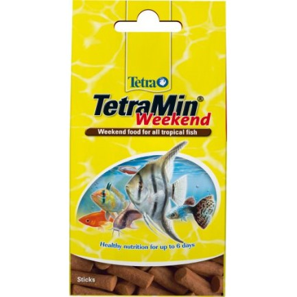 Tetra TetraMin Weekend Tropical Fish Food