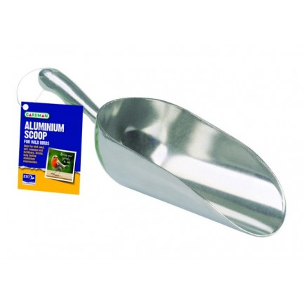 Aluminium Bird Food Scoop