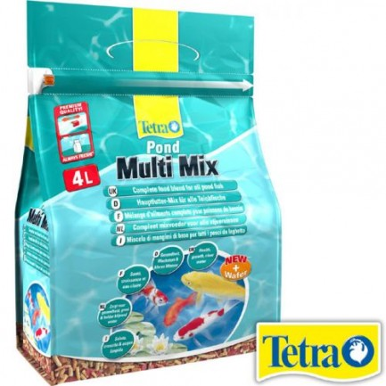 Tetra Pond Multi Mix 4L