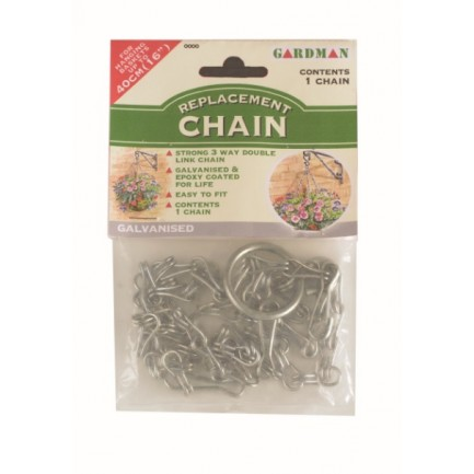 Hanging Basket Replacement Chain - Standard (1095)