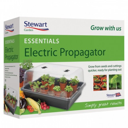 Stewarts Essentials Electric Propagator - 52cm