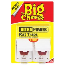 Ultra Power Rat Traps - STV The Big Cheese