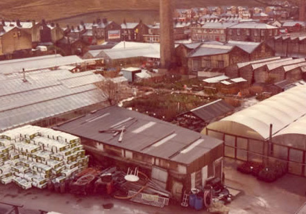 An early garden centre